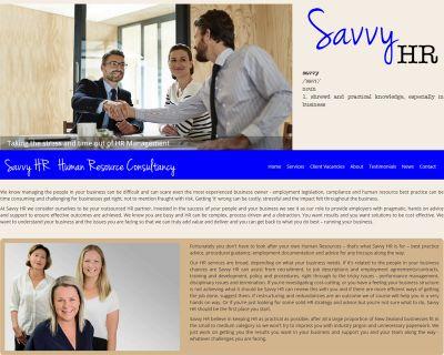 Savvy HR