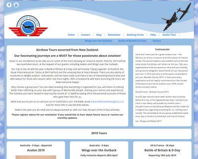 Aviation Tours NZ
