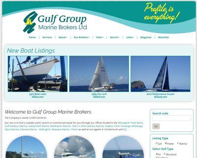Gulf Group Marine Brokers Tauranga
