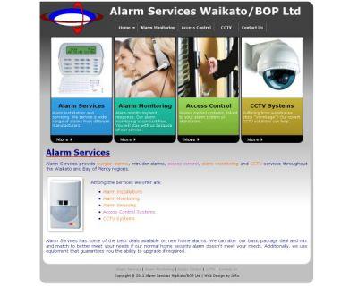 Alarm Services Waikato BOP Ltd