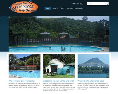 Welcome Bay Hot Pools