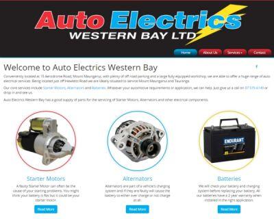 Auto Electrics Western Bay