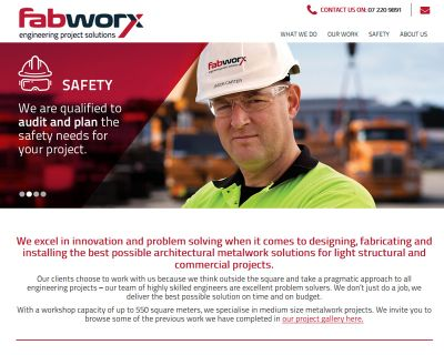 Fab Worx Engineering Project Solutions