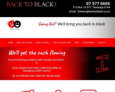 Back to Black Limited