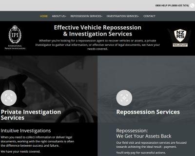 NZ Repossessions