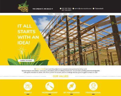 Cabana Build
