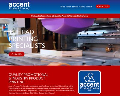 Accent Product Printing Ltd