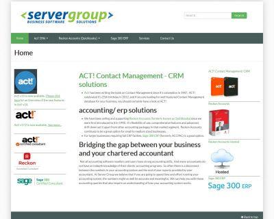 Server Group BOP Ltd