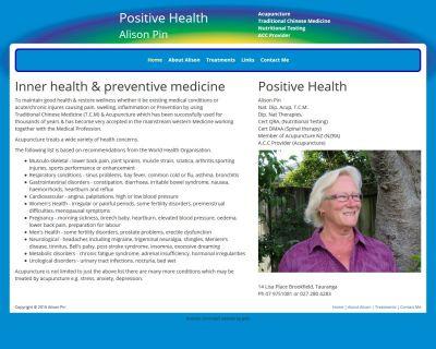 Positive Health Tauranga Acupuncture
